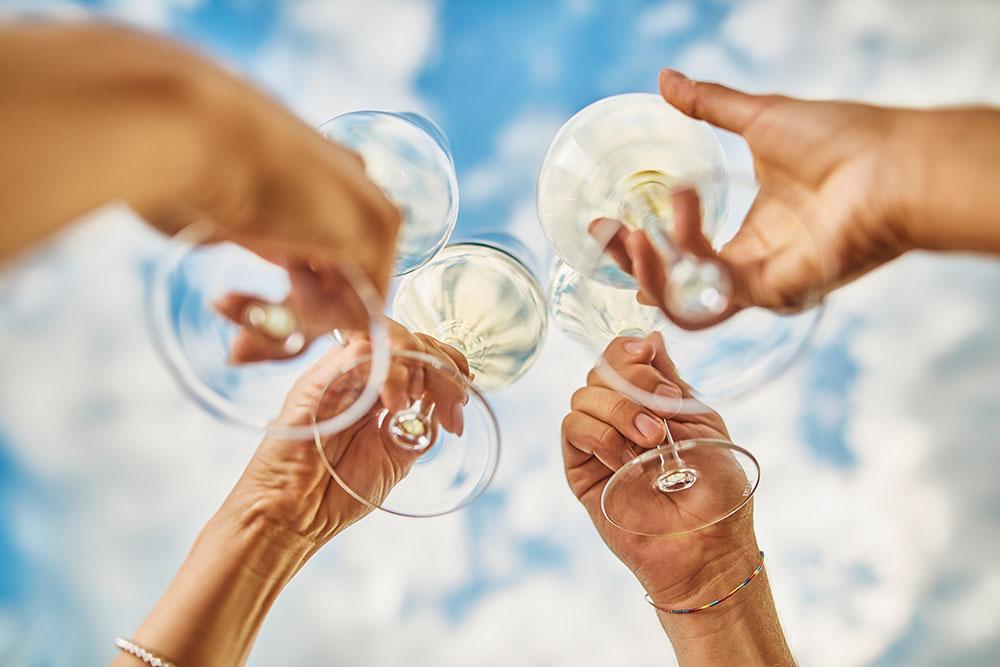 Weingüter der Weinwanderung